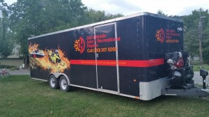 Fully equipped Service Trailer